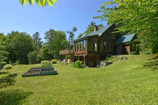 930 Quimby Mountain Road, Sharon, VT 05065 (MLS #4699970) :: The Gardner Group