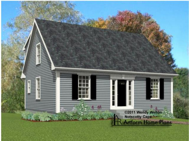 Lot 3 Lord Lane Lot 3, Milton, NH 03851 (MLS #4700325) :: Lajoie Home Team at Keller Williams Realty