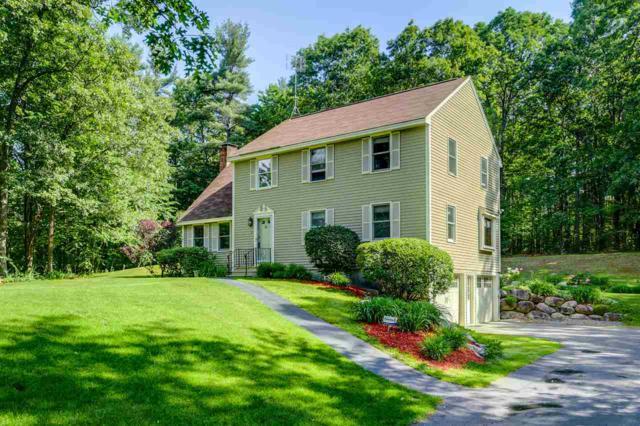 31 Parker Drive, Merrimack, NH 03054 (MLS #4700383) :: Lajoie Home Team at Keller Williams Realty