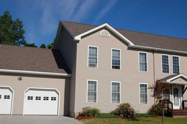 34 Fecteau Circle #28, Barre City, VT 05641 (MLS #4700483) :: The Gardner Group