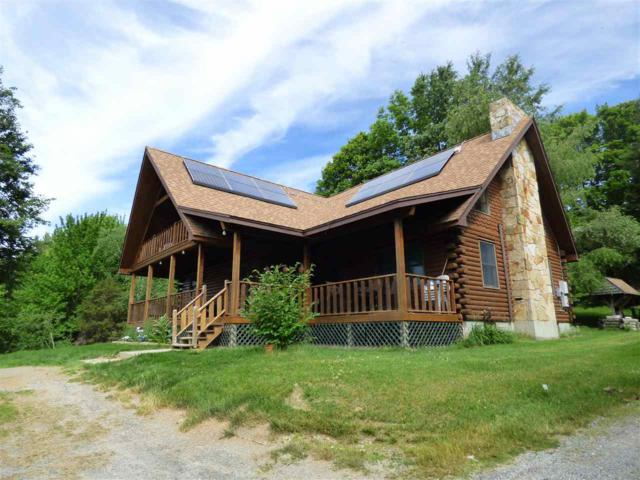 1711 Carpenter Hill Road, Pownal, VT 05261 (MLS #4701575) :: The Gardner Group
