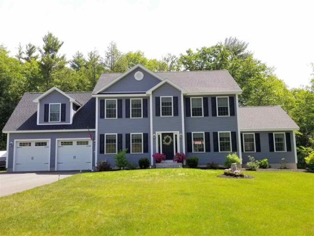 90 Christian Farm Drive, New Boston, NH 03070 (MLS #4701722) :: Keller Williams Coastal Realty