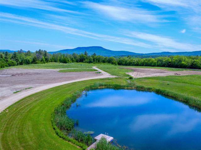 0 Elizabeth Lane Lot 1, Morristown, VT 05661 (MLS #4702205) :: The Hammond Team