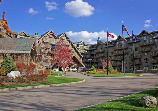 7412 Mountain Road #340, Stowe, VT 05672 (MLS #4702477) :: The Hammond Team