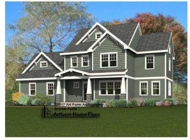 Lot #2 Milliken Cove, Kittery, ME 03905 (MLS #4703018) :: The Hammond Team