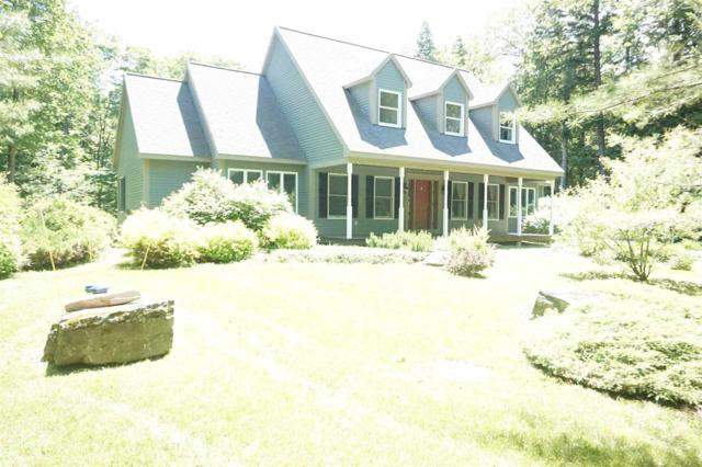 81 Bentley Road, Hartford, VT 05059 (MLS #4703099) :: The Gardner Group