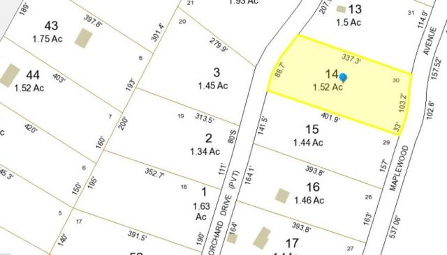 Orchard Drive Map 228/Lot 14, Lempster, NH 03605 (MLS #4703310) :: Lajoie Home Team at Keller Williams Realty
