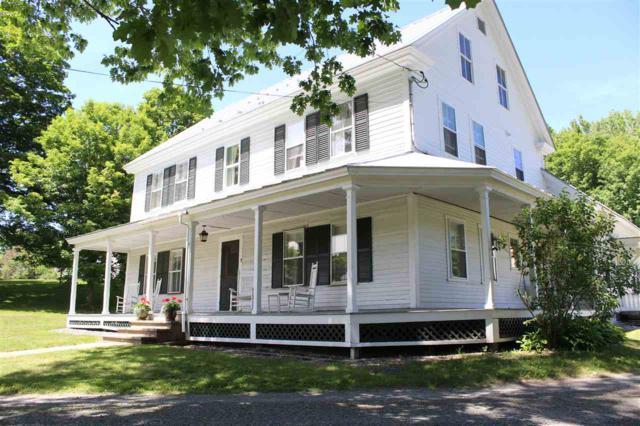 4930 Vermont Route 14, Sharon, VT 05065 (MLS #4703819) :: The Gardner Group