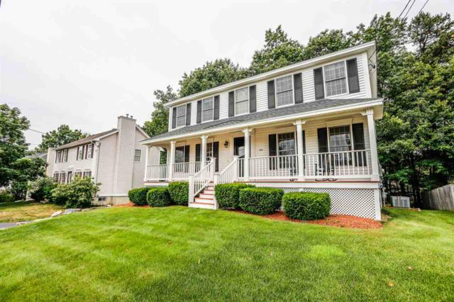 154 Morning Glory Drive, Manchester, NH 03109 (MLS #4704423) :: The Hammond Team