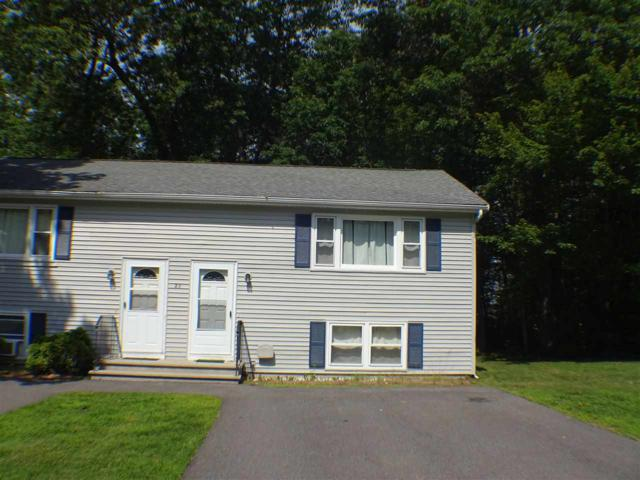 25 Derryfield Road R, Derry, NH 03038 (MLS #4704467) :: Keller Williams Coastal Realty