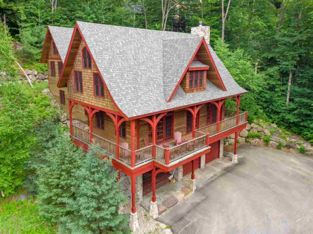 28 Yellow Birch Circle, Lincoln, NH 03251 (MLS #4706173) :: Lajoie Home Team at Keller Williams Realty
