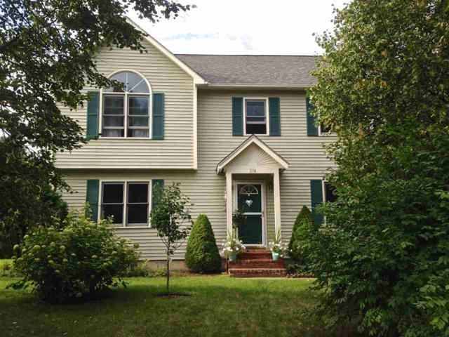 336 Orchard Drive, Colchester, VT 05446 (MLS #4706359) :: The Gardner Group