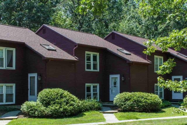 256 Oak Circle #4, Colchester, VT 05446 (MLS #4707106) :: The Gardner Group