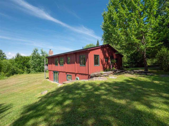1484 Elmore Mountain Road, Morristown, VT 05661 (MLS #4707724) :: Hergenrother Realty Group Vermont