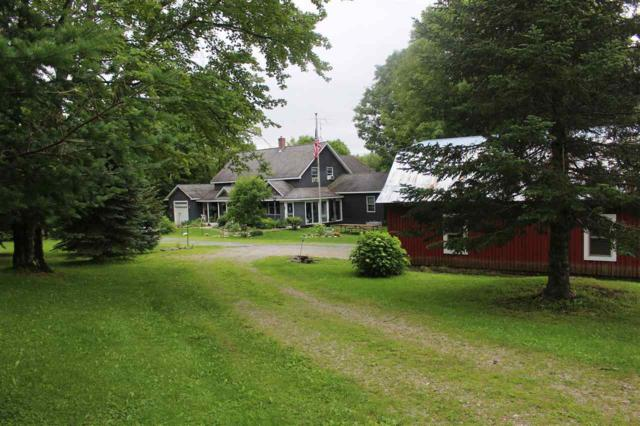 503 Pearl Lee Road, Ripton, VT 05766 (MLS #4707888) :: Hergenrother Realty Group Vermont