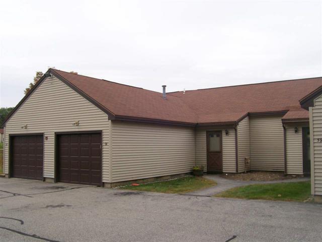58 Dustin Homestead Drive #58, Rochester, NH 03867 (MLS #4707890) :: Keller Williams Coastal Realty