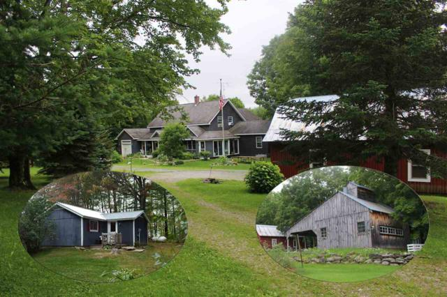 503 Pearl Lee Road, Ripton, VT 05766 (MLS #4707916) :: Hergenrother Realty Group Vermont