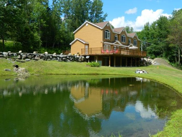 182 Cady Hill Road, Stowe, VT 05672 (MLS #4707934) :: Hergenrother Realty Group Vermont