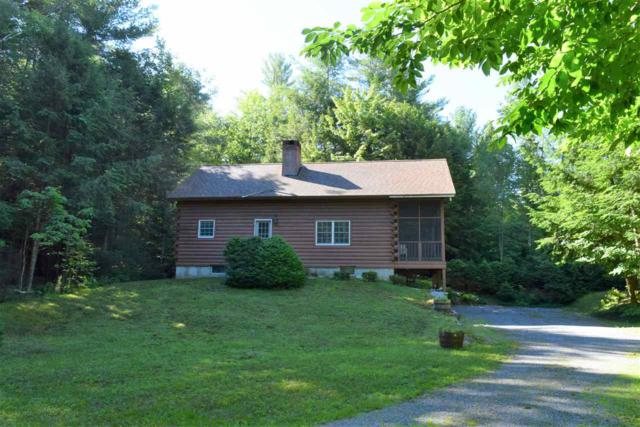220 Wagon Wheel Road, Ripton, VT 05766 (MLS #4708064) :: Hergenrother Realty Group Vermont