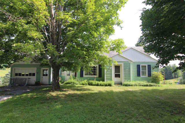 400 Center Road, East Montpelier, VT 05602 (MLS #4708094) :: Hergenrother Realty Group Vermont