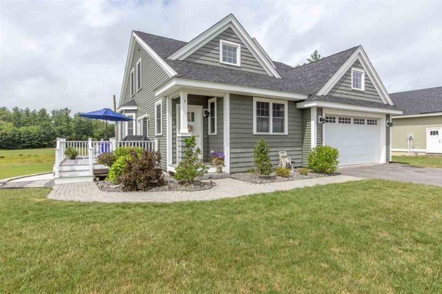 7 Daybreak Drive #52, Newmarket, NH 03857 (MLS #4708647) :: Keller Williams Coastal Realty