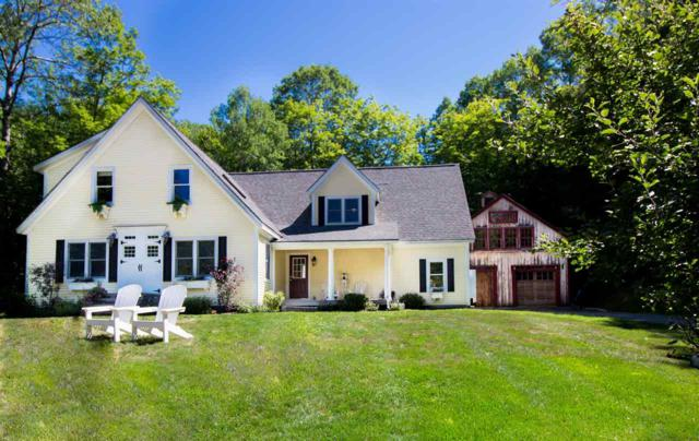 115 Holt Way, Woodstock, VT 05091 (MLS #4708728) :: Hergenrother Realty Group Vermont