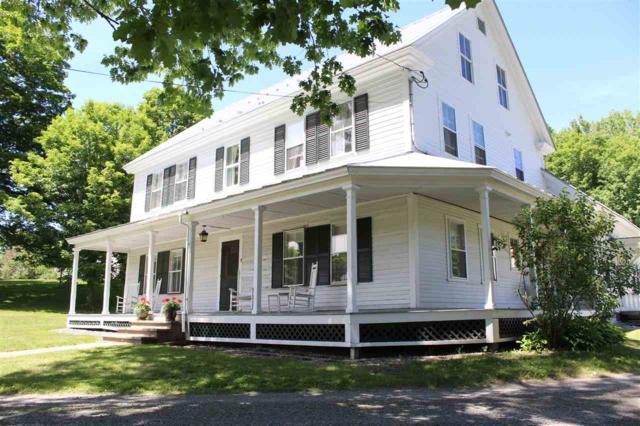 4930 Vermont Rt 14, Sharon, VT 05065 (MLS #4708841) :: The Gardner Group
