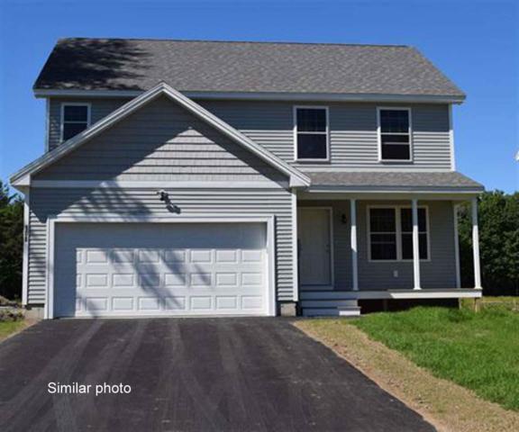 78 Millers Farm (Lot 98) Drive, Rochester, NH 03868 (MLS #4709079) :: The Hammond Team