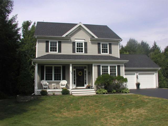 536 Hanon Drive, Williston, VT 05495 (MLS #4709348) :: The Gardner Group