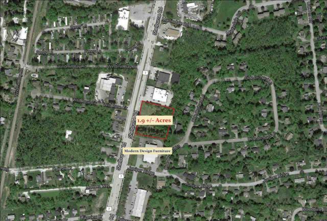 2801 Shelburne Road, Shelburne, VT 05482 (MLS #4709355) :: Keller Williams Coastal Realty
