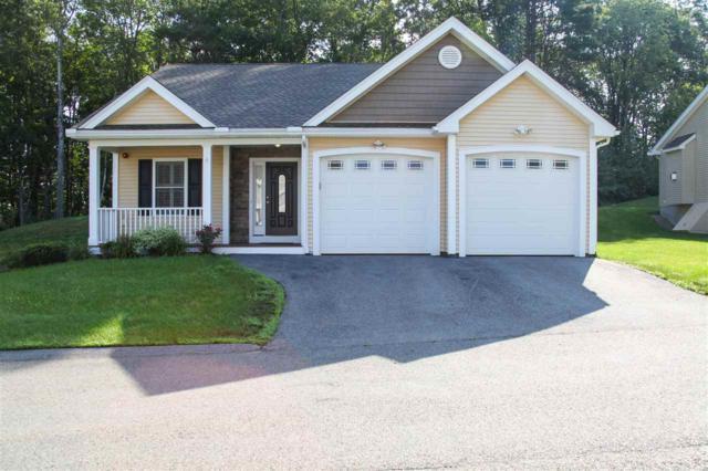 8 Whispering Oaks Road #8, Pelham, NH 03076 (MLS #4709522) :: Lajoie Home Team at Keller Williams Realty