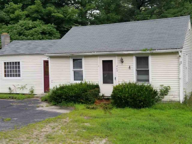 464 South Stark Highway, Weare, NH 03281 (MLS #4709696) :: Lajoie Home Team at Keller Williams Realty