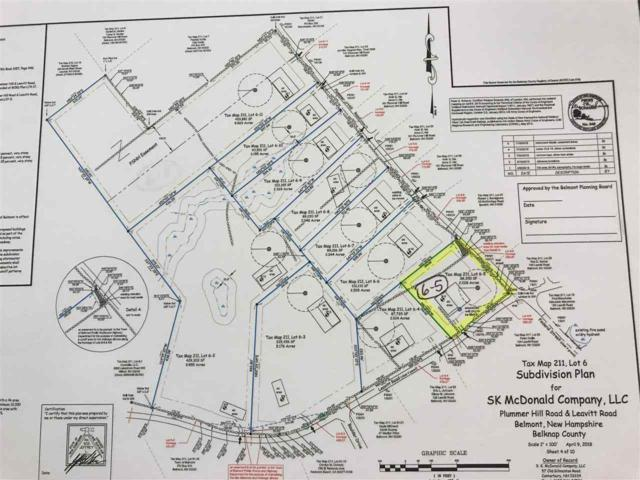 Leavitt (Lot 6-5) Road Lot #6-5, Belmont, NH 03220 (MLS #4710578) :: Lajoie Home Team at Keller Williams Realty