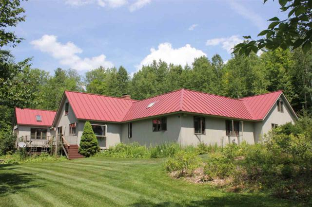 74 Obed Moore Road, Weston, VT 05161 (MLS #4711122) :: The Gardner Group