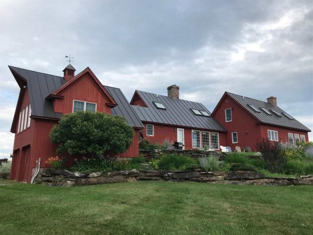 1631 Clifford Farm Road, Sharon, VT 05065 (MLS #4711647) :: The Gardner Group