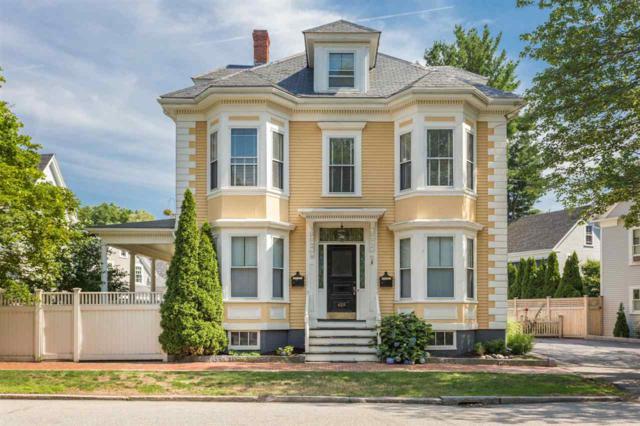 659 Middle Street #2, Portsmouth, NH 03801 (MLS #4711824) :: Keller Williams Coastal Realty