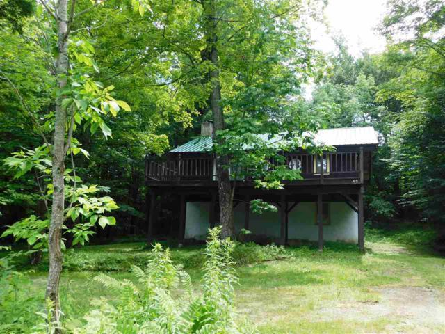 68 Sylvan Ridge Road, Winhall, VT 05340 (MLS #4712569) :: The Gardner Group