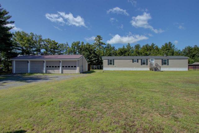 146 Chestnut Hill Road, Rochester, NH 03867 (MLS #4712579) :: Keller Williams Coastal Realty