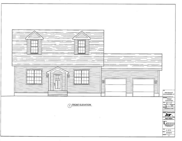 649-2B Main Street, Colchester, VT 05446 (MLS #4712591) :: The Gardner Group