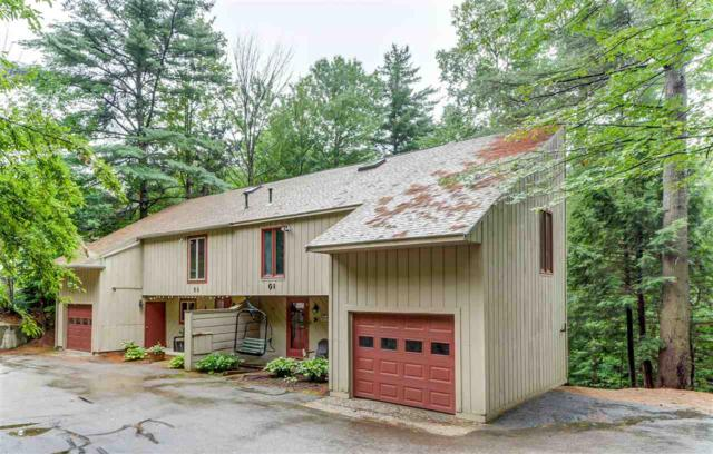 94 Vista View Road G1, Conway, NH 03860 (MLS #4712713) :: The Hammond Team