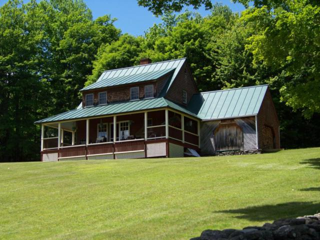 498 Gay Hill Road, Bethel, VT 05032 (MLS #4712912) :: Hergenrother Realty Group Vermont
