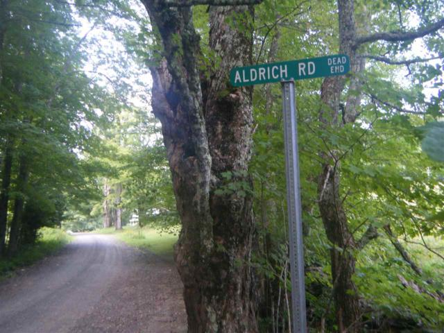 Lot 2 Aldrich Road, Whitingham, VT 05342 (MLS #4713637) :: The Gardner Group