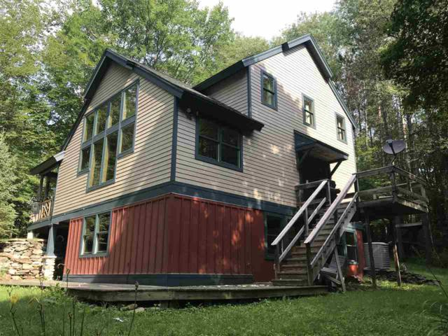 219 Old Ark Road, Wilmington, VT 05363 (MLS #4713693) :: The Gardner Group