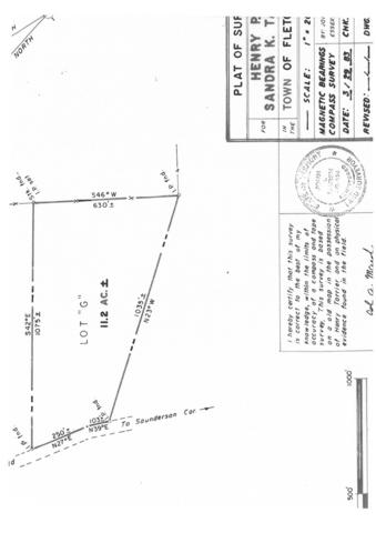 Ellsworth Road G, Fletcher, VT 05444 (MLS #4713782) :: The Gardner Group