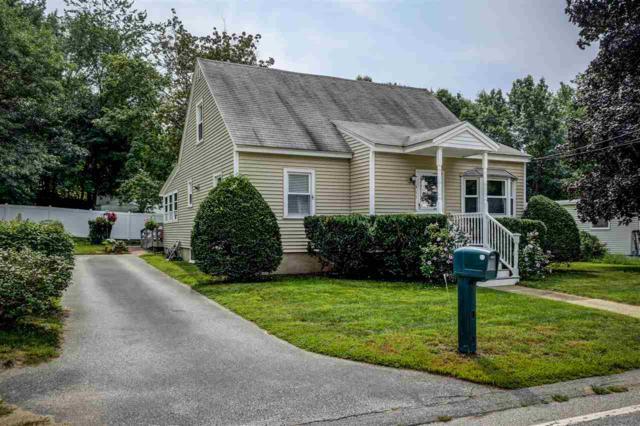 384 Donald Street, Bedford, NH 03110 (MLS #4713869) :: Lajoie Home Team at Keller Williams Realty