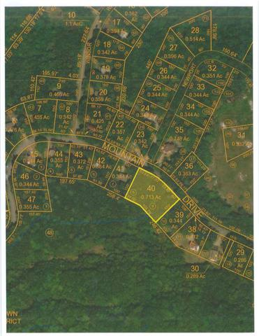 Lot 40 Mountain Drive, New Durham, NH 03855 (MLS #4713986) :: Lajoie Home Team at Keller Williams Realty