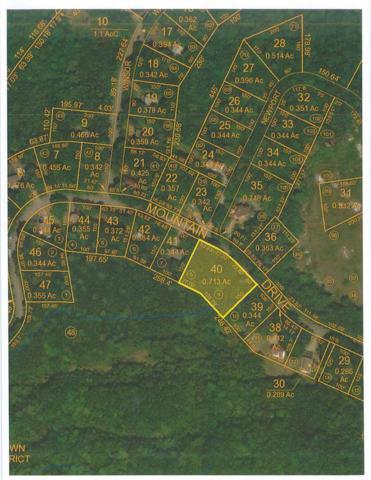Lot 40 Mountain Drive, New Durham, NH 03855 (MLS #4713986) :: The Hammond Team