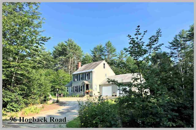 96 Hogback Road, Campton, NH 03223 (MLS #4714002) :: Keller Williams Coastal Realty