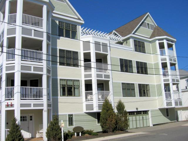 22 K Street #102, Hampton, NH 03842 (MLS #4715383) :: The Hammond Team