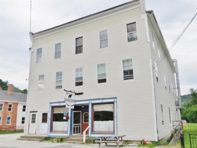 73 Depot Street, Cavendish, VT 05153 (MLS #4715398) :: Lajoie Home Team at Keller Williams Realty
